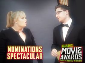 Rebel Wilson Announces The Nominees for the 2013 MTV Movie Awards