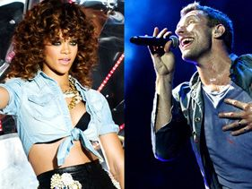 Rihanna and Coldplay To Perform At The Grammys