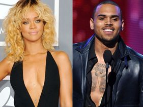 Chris Brown Gets Real Nasty With Rihanna on Cover Rap - Theraflu!