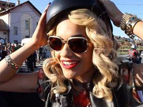 "Beyonce Approved - Rita Ora And ""Shine Ya Light"" Video Teaser"