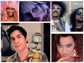 Summer Hits Super Medley - Gaga, Pitbull, Perry, LMFAO, Minaj