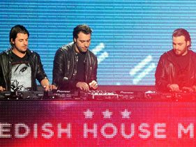"Swedish House Mafia Premieres Zedd's ""Save The World"""