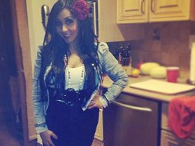 [PICS] Snooki Sheds 35 Pounds After Birth Of Lorenzo - How?