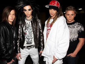 Tokio Hotel is Back in the Studio