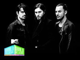 "[NEW VIDEO] Thirty Seconds To Mars' Brand New Epic Video ""Up In The Air """