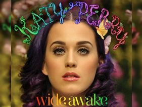 Katy Perry's Picture Perfect FB Timeline with Wide Awake