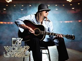 WORLDSTAGE: KID ROCK
