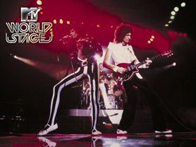 WORLDSTAGE| QUEEN | WEMBLEY STADIUM LIVE