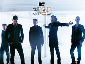 WORLDSTAGE: SNOW PATROL 2011