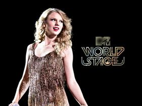 MTV Worldstage | Taylor Swift 2012