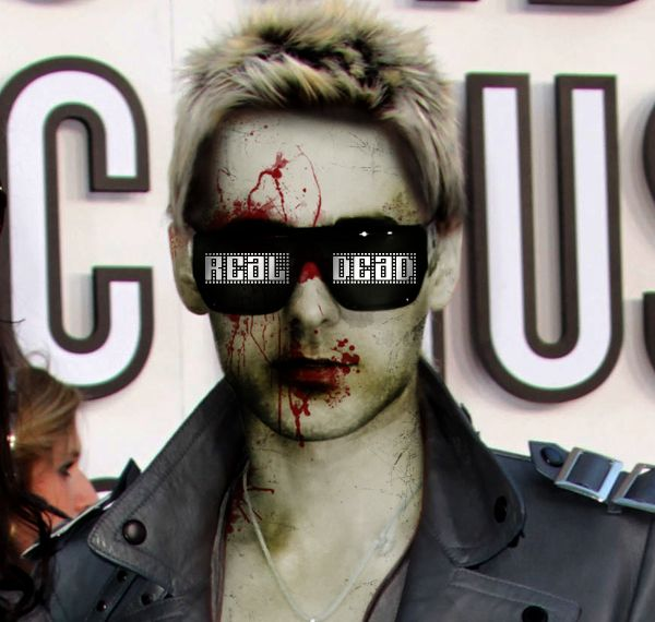 Halloween Celebrity Zombies - Updated!! - Jared pretty boy Leto!