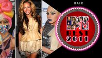 BEST OF 2011 | MOST OUTSTANDING HAIR
