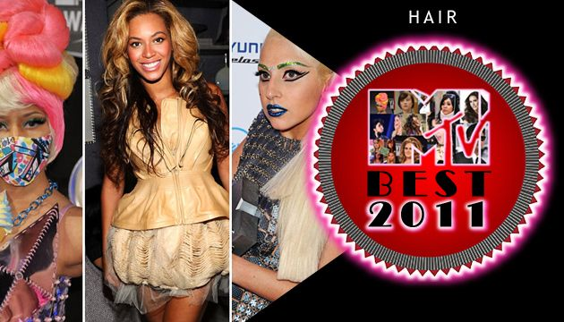 BEST OF 2011 | MOST OUTSTANDING HAIR - Best Of 2011 Hair - What was celebrity-lisciously IN!
