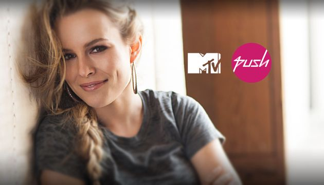MTV PUSH | Bridgit Mendler | Week 3