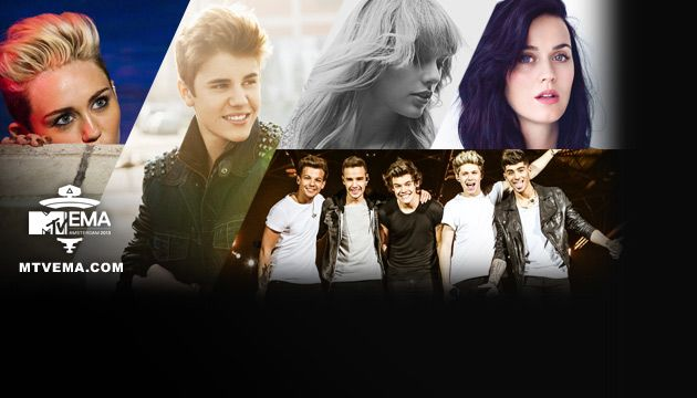 Vote For Your Favorite Pop Artist Now!