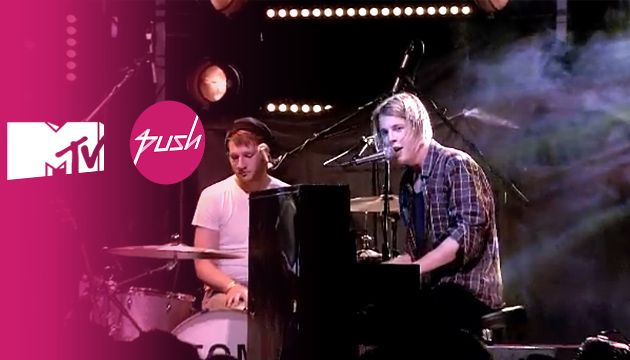 MTV PUSH | Week 3 | Tom Odell