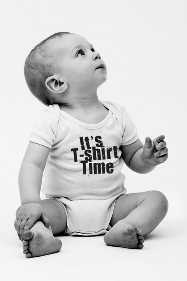 Babywear for Snooki's Baby Boy - T-Shirt Time ...let's go party
