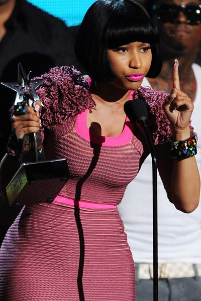 2011 BET Awards | Gallery - Nicki Minaj wins for Best Female Hip-Hop Artist