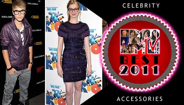 BEST OF 2011 | CELEBRITY ACCESSORIES - Best Of 2011 Celebrity Accessories