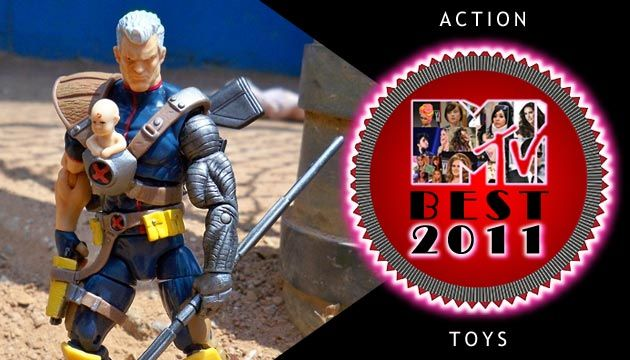 BEST OF 2011 | ACTION TOYS - Best Of 2011 Action Toys
