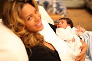 Blue Ivy: First Pictures of Beyonce's and Jay Z's Love