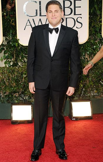 Golden Globe 2012 | Red Carpet Highlights - Jonah Hill