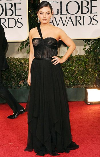 Golden Globe 2012 | Red Carpet Highlights - Kuna Milis