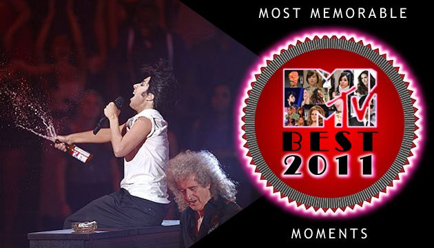 BEST OF 2011 | MOST MEMORABLE MOMENTS - Best Of 2011 Most Memorable Moments