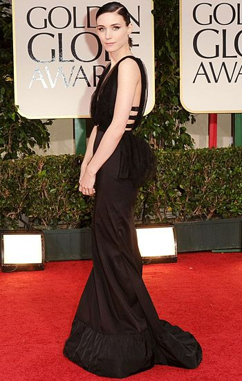 Golden Globe 2012 | Red Carpet Highlights - Ronney Mara