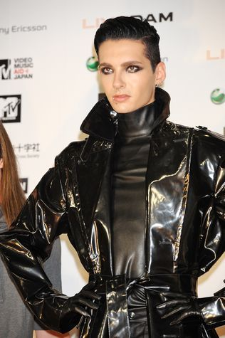 Tokio Hotel - What Are They Up To? - Bill Kaulitz on the red carpet at the MTV Japan Video Music Aid Awards at Makuhari Messi on June 25, 2011 from Chiba, Japan.
