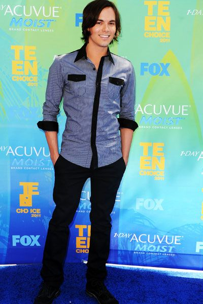 Teen Choice Awards | Blue Carpet Stars - Tyler