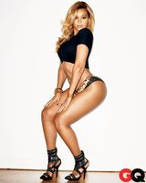 Beyoncé GQ Magazine February 2013