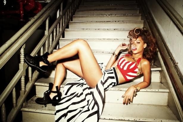 Rihanna 'Talk That Talk' Photos - Rihanna 'Talk That Talk' Photos