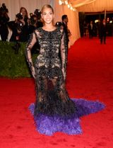 Celebrity Fashion Police at 2012 Met Gala