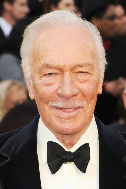 2012 Oscar Highlights - Christopher Plummer - Beginners - wins for Best Supporting Actor