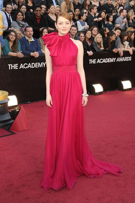 2012 Oscar Highlights - Emma Stone - The Help