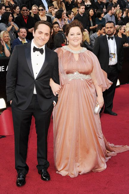 2012 Oscar Highlights - Melissa McCarthy - nominated for Best Supporting Actress Bridesmaids