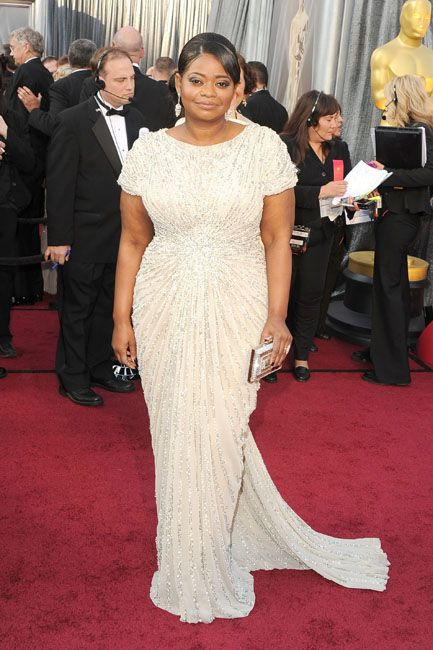 2012 Oscar Highlights - Octavia Spencer