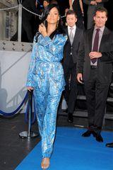 Rihanna's Kimono Pajama Premiere Opening - Tokyo