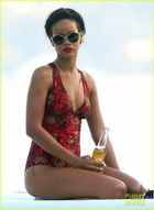 Rihanna Splashy French Yacht Shots