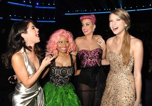 Ladies Dominate The AMA's: Taylor Swift, Nicki Minaj and More