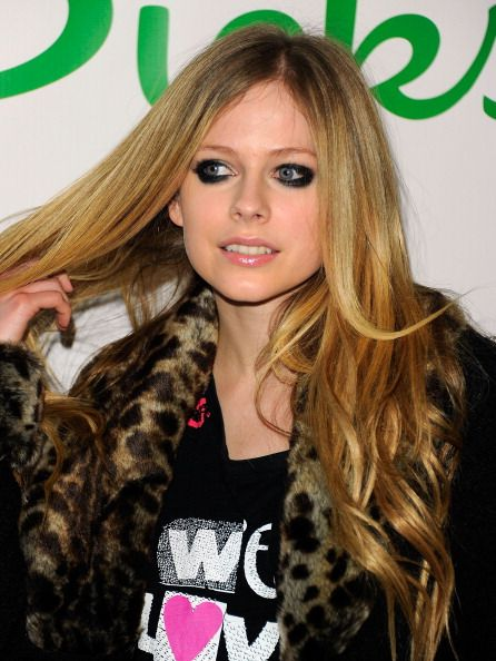 Avril Lavigne Is A Pinhead - Avril Lavigne at Picksie 2.0 Launch Party - New York