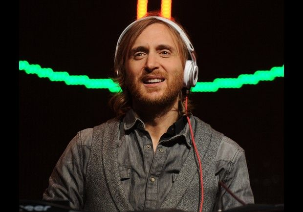 Forbes: The Highest Payed Spinners in the Business - 4. David Guetta ($13.5 million) French DJ crossed over into pop world with album Nothing But The Beat, added cash with endorsements for Renault and HP, as well as live concerts.