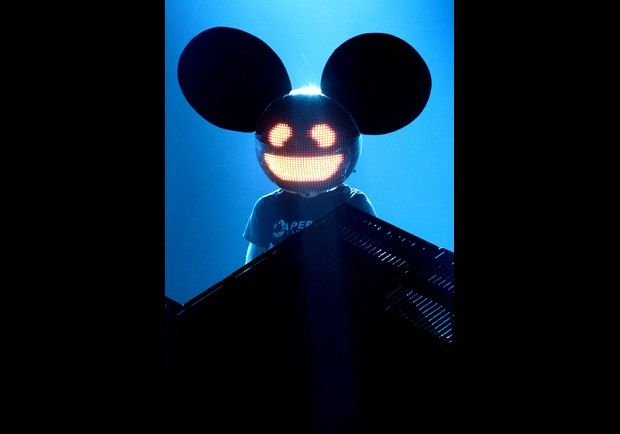 Forbes: The Highest Payed Spinners in the Business - 6. Deadmau5 ($11.5 million) Performing in a mouse costume and denouncing EDM didn't tarnish his earnings prospects.