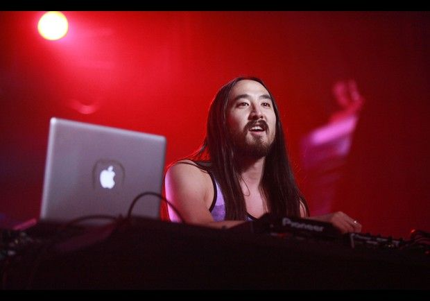 Forbes: The Highest Payed Spinners in the Business - 5. Steve Aoki ($12 million) Turn up the volume: Aoki earns less per show than many of his fellow Electronic Cash Kings, but played over 200 dates.