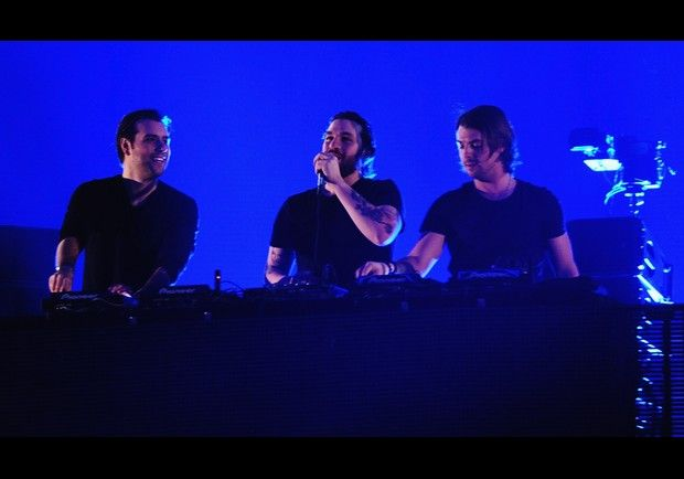 Forbes: The Highest Payed Spinners in the Business - 3. Swedish House Mafia ($14 million) Scandinavian trio became first electronic act to headline Madison Square Garden.