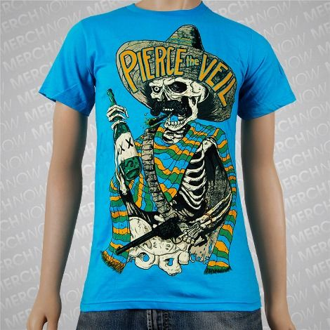 Top 25 Tees - Hot Looks! - Pierce The Veil had some kick-ass T's but their music was....ahh so so.