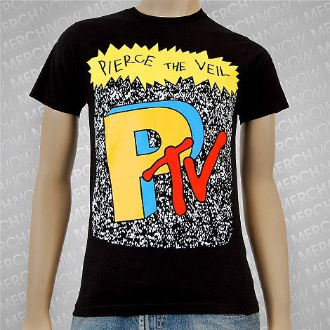 Top 25 Tees - Hot Looks! - Pierce The Veil
