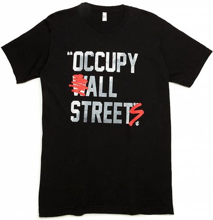 Top 25 Tees - Hot Looks! - Jay-Z fed up with the Occupy Wall Street decided to produce an 'Occupy All Streets' - hypocrit?
