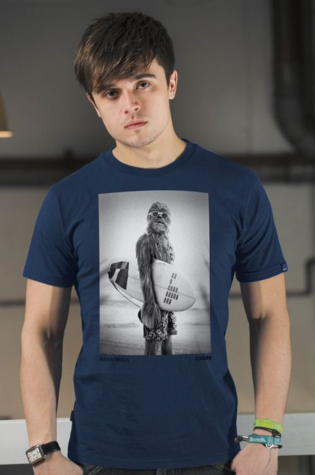 Top 25 Tees - Hot Looks! - Chunk Clothing captures first place for Star Wars Nostalgia - Surfs up Wook